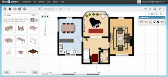 free floorplan software floorplanner groundfloor furniture tikspor