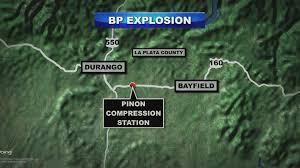 Western Colorado Map by Explosion Kills 1 Hurts 2 In Western Colorado Cbs Denver