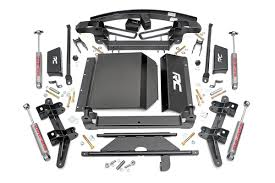 6in suspension lift kit for 88 98 chevy gmc 4wd 1500 pickup suv