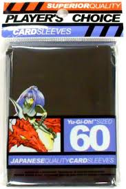 amazon yugioh black friday amazon com player u0027s choice yu gi oh black sleeves pack of 60