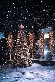 snowy christmas pictures christmas in new york new york city pinterest winter