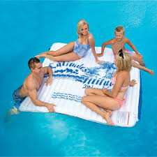 Floating Pool Lounge Chairs Pool Floats Lounges Pool Toys And Floats In The Swim Pool Supplies