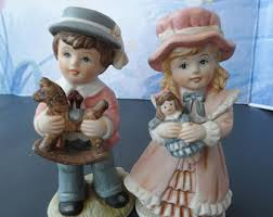 home interior figurines home interior etsy