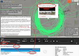 the aviationist online flight tracking exposes fbi aerial