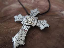 silver cross necklace pendants images Custom made sterling silver cross necklace pendant by silver and jpg
