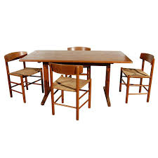 Shaker Style Dining Room Furniture Shaker Style Dining Room Table Original Teak Shaker Style Dining