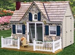 Backyard Playhouse Ideas Playhouse For Kids Outdoor Build A Kids Playhouse Put Together A