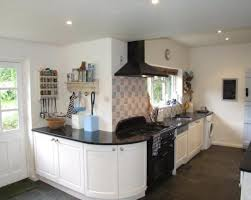 ideas for kitchen worktops use the kitchen ideas black worktop for improving the kitchen value