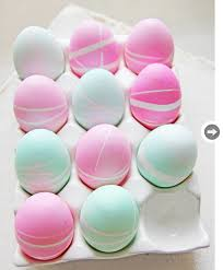 pastel easter eggs 5 easy easter egg projects style at home