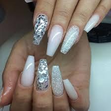 nail art frosted pink nails art mania