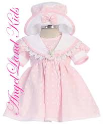 affordable baby pink dresses beautiful pink baby easter dress
