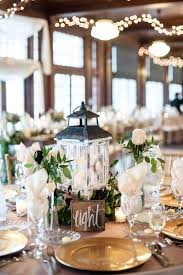 Lantern Table L Erika Michael S Wedding I Do Waldenwoods Hartland Mi