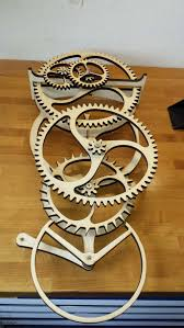 how to cut wooden gears with your cnc wood jigsaw puzzles and