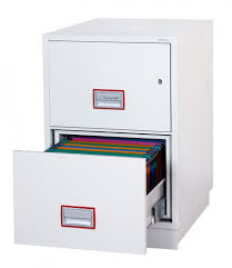 File Cabinets For Home by Furniture Charming Fireproof File Cabinet In White With Double