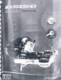 Manual Italika Ds 150 Motonetas Pdf Documents