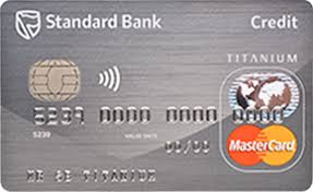 Sle Of Credit Card Statement by Gold Credit Card Standard Bank South Africa