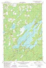 Minnesota State Map Whiteface Reservoir Topographic Map Mn Usgs Topo Quad 47092c2