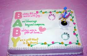 appealing sayings for a baby shower cake 29 with additional best