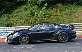 Porsche 911 Turbo S Interior 2016 Porsche 911 Facelift Interior Revealed In Fresh Spyshots