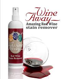 Remove Red Wine Stain From Upholstery Amazon Com Wine Away Red Wine Stain Remover 12 Ounces Health