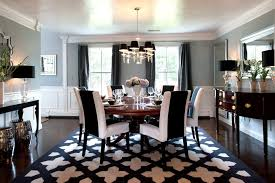 Houzz Dining Room Tables Grey Nailhead Dining Chairs Dining Room Traditional With My Houzz