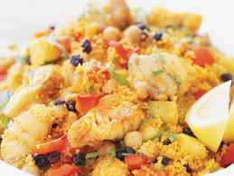 recette cuisine couscous tunisien couscous tunisien au poisson recette de ricardocuisine com