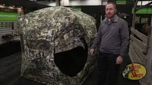 Primos Double Bull Double Wide Blind Primos Double Bull Deluxe Ground Blind Bass Pro Shops