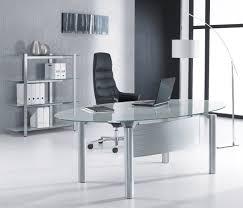 Glass Home Office Desk Impressive Office Desk Glass 28 Home Furniture Modern New