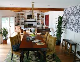 kitchen and dining room decorating ideas dining room dining room design ideas distressed wood dining table