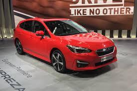 2017 subaru impreza hatchback red 2017 subaru impreza pictures subaru impreza hatch live front