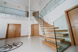 contemporary staircase leicestershire