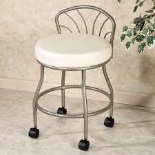 Vanity Stools For Bathrooms Victorian Heart Shaped Vanity Chair