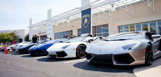 lamborghini showroom lamborghini sterling new lamborghini bmw dealership in sterling
