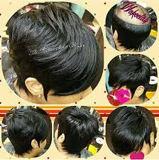 short bump weave hairstyles more pinteres