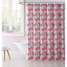 Dressed To Thrill Shower Curtain Remarkable Pink Grey Shower Curtain Contemporary Best