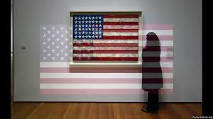 How Many Stars On The United States Flag Jasper Johns Flag Video New York Khan Academy