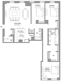 Firehouse Floor Plans by Condos For Sale In New York 55 West 17th Street