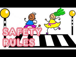 safety rules for children safety rules on road in bus in