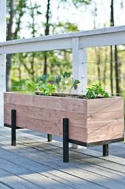 diy planter box diy patio planter box inspirational with 32 best diy pallet and