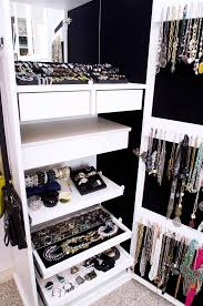 Hutch Jewelry Sumptuous Jewelry Organizer Look Toronto Contemporary Closet