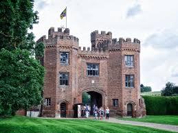 lullingstone castle u0026 the world garden