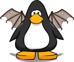 brown bat wings club penguin wiki fandom powered wikia