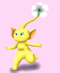 a little yellow pikmin by twin cats on deviantart