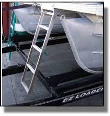 pontoon boat ladder under deck best ladder 2017