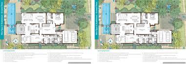 floor plans sanctuary falls jumeirah golf estates villas for