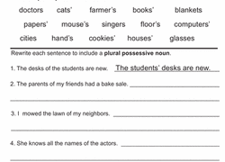 3rd grade punctuation worksheets u0026 free printables education com