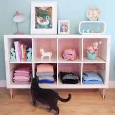 kallax ideas ikea kallax shelves ideas popsugar home