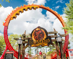 Six Flags Florida Jackson Nj New Jersey Six Flags Previews Its Newest Roller Coaster