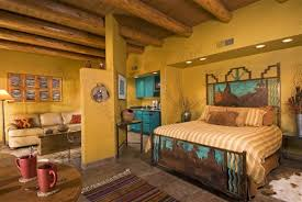 Southwestern Home Decor Great Southwestern Home Decor At Adobe Pines Inn In Taos New