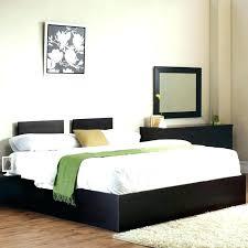 Raised Platform Bed Frame High Platform Beds Describing Platform Bed Frame Fancy On
